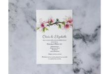 Wedding Invitations by bliss & co