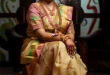 Bride Prashanthi by Sharmi's Bridal Studio