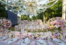 Wonderful wedding at Banyan Tree Koh Samui by BLISS Events & Weddings Thailand