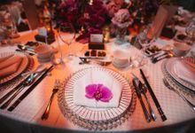 Chen Yi & Esther - Elegant 2019 spring pantone wedding by Blissmoment