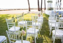 Wedding at Phulay Bay  a Ritz Carlton Reserve by BLISS Events & Weddings Thailand