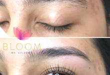 EYEBROW THREADING & SHAPING by Bloom By Silvany