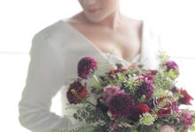 Andre & Wanda Prewedding Bouquet by Bloomette