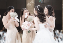 The wedding of herry & carrol by Bloomette