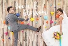 Ivan and Blossom Rock Climbing Themed wedding by Yours Fetefully