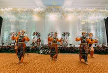 The Wedding Shantry + Dery by Wong Akbar Photography
