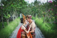 Balinese Wedding Photography Service by Light Key Photography