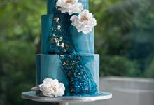 Wedding Cakes by Pulse Patisserie