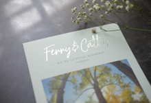 Ferry & Cathy by Bluebelle Invitations