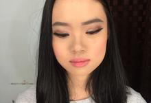 Makeup party/wisuda by blushworkbyfelice