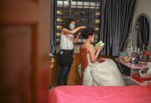 Actual Day Wedding by  Inspire Workz Studio