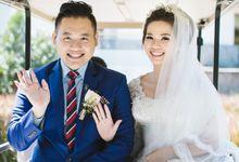 The Wedding of Brian & Mira by Creatopics