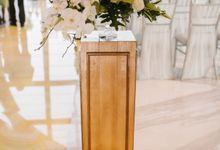 The Wedding Of David & Mei by Dona Wedding Decoration & Planner