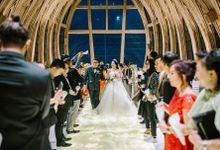 The Wedding Of David & Mey by Dona Wedding Decoration & Planner
