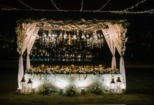 The Wedding Of David & Mey by Dona Wedding Decoration & Planner
