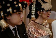 Stella & Rivan Adat Batak at Mandarin Oriental Hotel by Warna Project