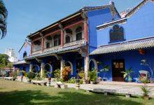 Cheong Fatt Tze - The Blue Mansion by Cheong Fatt Tze - The Blue Mansion