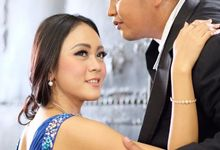 Prewedding Ambar & Fahmi by Natcha Makeup Studio