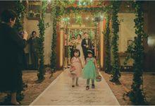 Real Intimate wedding by Fernando Edo