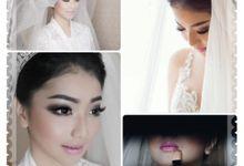 The WEDDING Nicholas & Khamelia 15 Januari 2017 by Luve WO