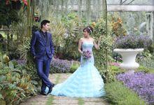 David & Fiona by Gorgeous Bridal Jakarta