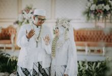 wedding fanny & rizky by vanillablue
