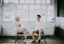 prewedding by vanillablue