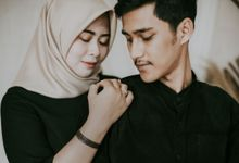 prewedding Penkuh & Dian by vanillablue