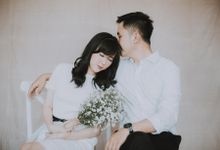 prewedding Angga & Devi by vanillablue