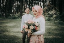 prewedding cristober & dien by vanillablue
