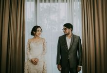 wedding Cindra & Dhity by vanillablue