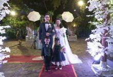 Wedding Day of Bobby & Dianita by D'banquet Pantai Mutiara