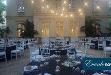 Wedding in Jardin Botanico by Eventonova