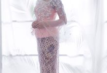 Collection 2018: Kebaya resepsi by Boenga Bridal Couture