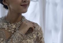 Collection 2018: Kebaya resepsi by Boenga Bridal Couture