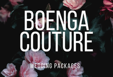 Wedding Package 2021 by Boenga Couture