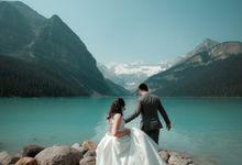 Carlo & Gie - Alberta Canada by Bogs Ignacio Signature Gallery