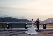 Jed & Lyn - Tagaytay City by Bogs Ignacio Signature Gallery