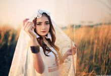 Bohemian Photoshoot by Blue Sky Photography