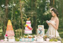 Bohemian Styled Shoot by aBite