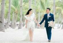 Intimate On-the-beach Wedding Styled Shoot by Joyce Bella by Event Planner Philippines