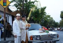 Yuanda & Farah Wedding by Djoyoboyo Cafe