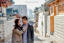 Korea Prewedding by ARRA Studio