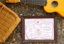 Bonar-Irene Invitation by PAPERLINK