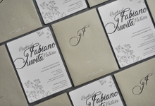 Invitation for Mr. Fabiano and Ms. Juwita by Bond Invitation