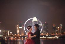 Singapore Pre Wedding by Bondan Photoworks
