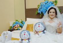 The Wedding Of Richo & Odi by Dini Bridal, Salon & Beauty Course
