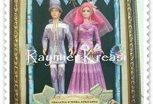 Mahar Bentuk Barbie by Raymier Kreasi