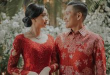 Sisna & Bong bong Engagement by Akuwedding