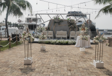 Wedding Batavia Marina by Bonzai Decoration